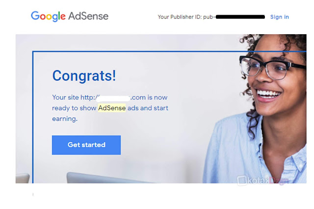 Main Requirement for the Blog to be Approved by Google Adsense