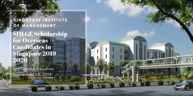 منحة يقدمها معهد سنغافورة لتمويل  للمرشحين الدوليين لدراسة البكالوريوس في سنغافورة 2019-2020