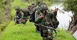 Yonif 1 Marinir TNI AL