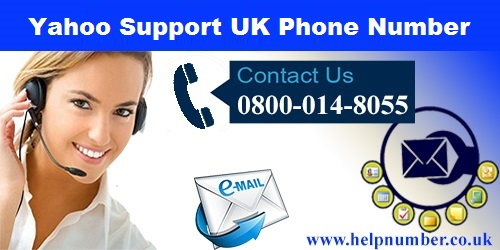 Yahoo Service Number UK