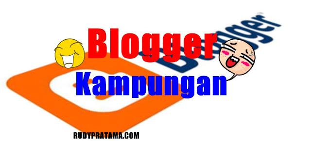 blogger kampungan