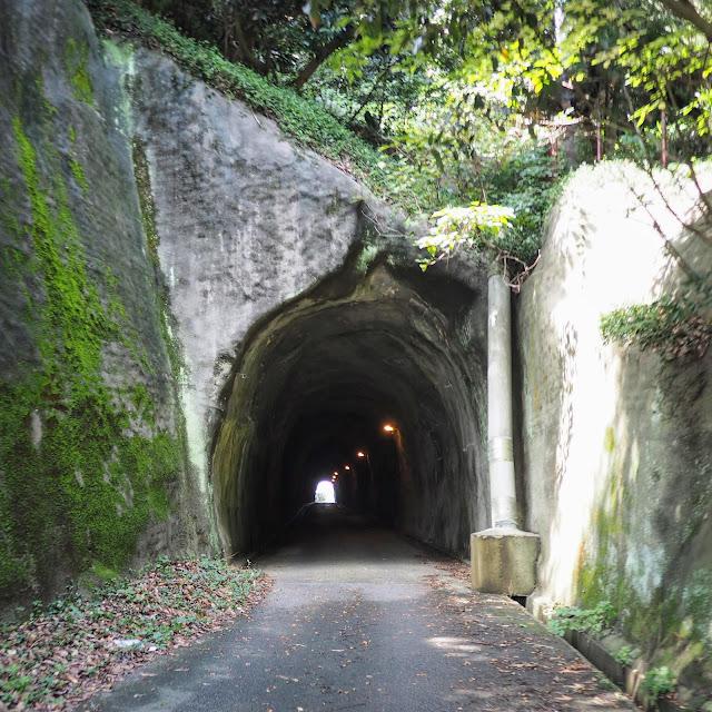 房総 手掘トンネル