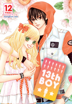 13th Boy Manga