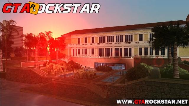 Mod BETA Diaz Mansion (Mansão realista) para GTA Vice City