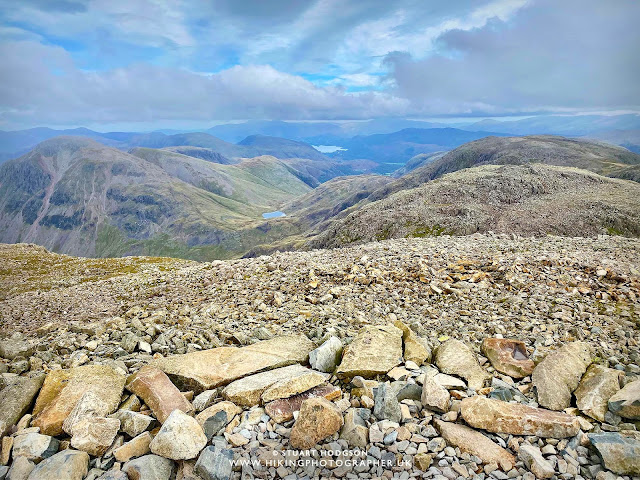View Scafell Pike walk routes height climbing corridor route, the best route up, Seathwaite, Elevation, Hotels, Campsites Lake District