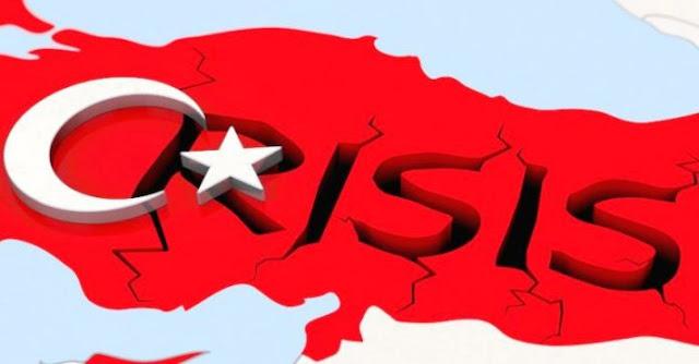 Καταποντισμός της τουρκικής λίρας λόγω... Ερντογάν