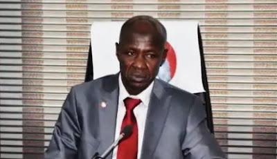 DSS Arrests Magu, Head Of Nigeria's Anti-Corruption Agency, EFCC