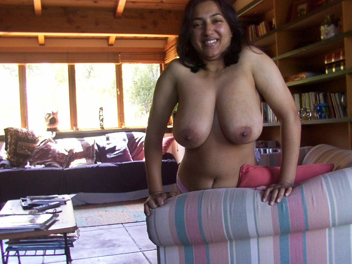 Big boobs nude sexy housewife South Indian