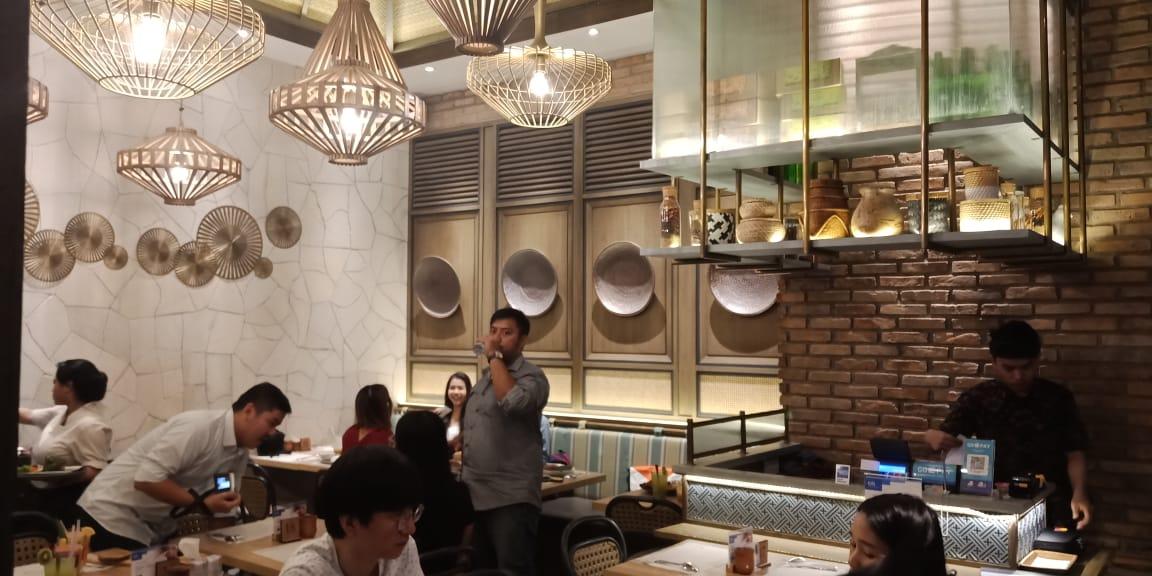 rekomendasi makanan khas bali di jakarta, Taliwang Bali, Taliwang Bali di Pacific Palace, restoran khas bali, blogger life, foodies, food blogger