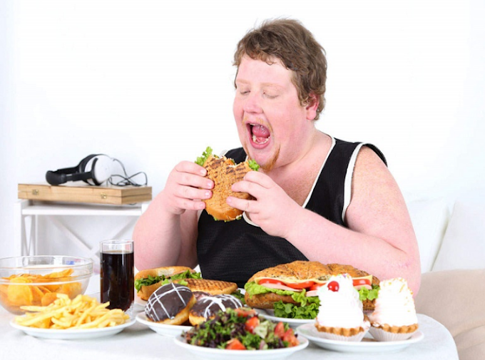 Senang Makan Asal-asalan? Awas Terkena Stroke sampai Serangan Jantung!