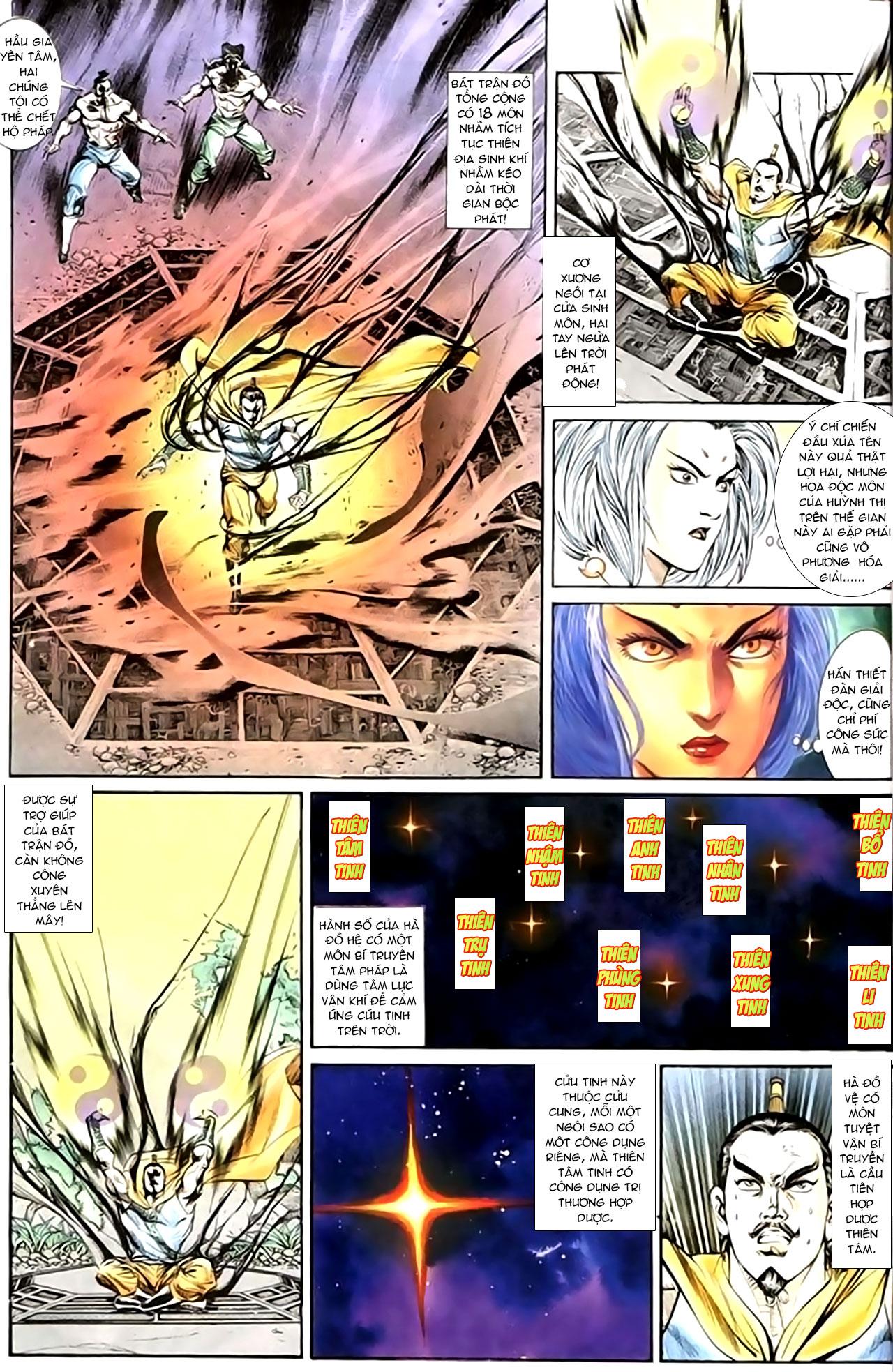 Cơ Phát Khai Chu Bản chapter 138 trang 13