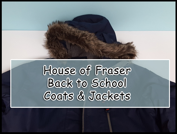 HOF back to school coats and jackets