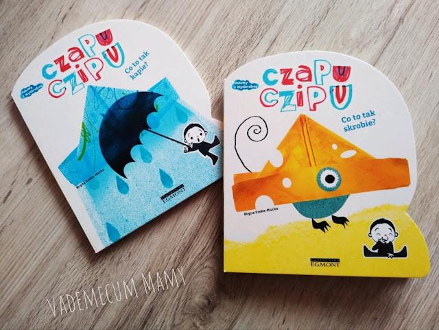 Czapu Czipu - seria wspierająca mowę od wydawnictwa Harper Kids
