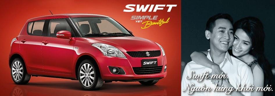 Lái thử Suzuki Swift bản lắp ráp trong nước