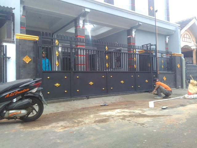 pintu-besi-gerbang-purwokerto