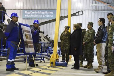 Ejército de Chile construirá  tres nuevos centros de mantenimiento para vehículos acorazados
