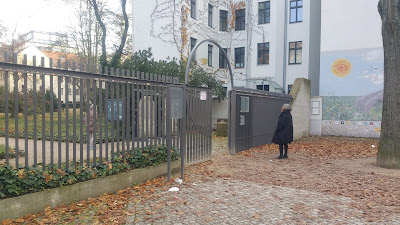 Germany: Berlin's Old Cemetery at Grosse Hamburger Str., A Good Example of How to Protect and Present a Despoiled Urban Cemetery