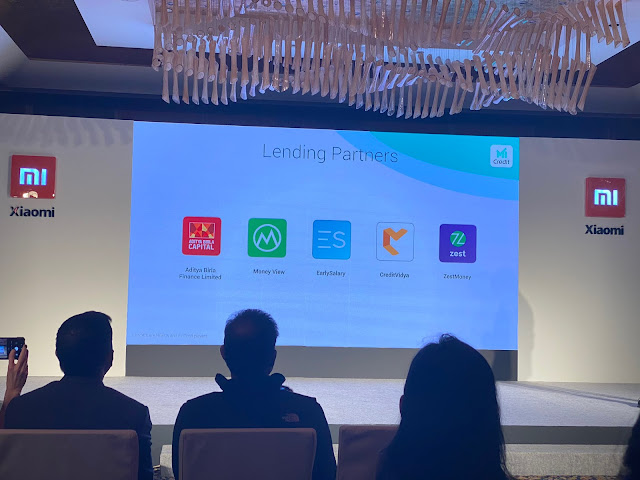 Mi Credit: Xiaomi launches personal loan India