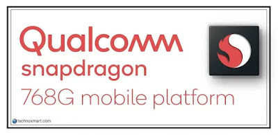 qualcomm snapdragon 768 soc