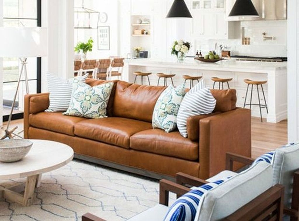 30 Cool Brown Sofa Ideas For Living Room Decor Page 4 Of 32 Best Home Decor Ideas