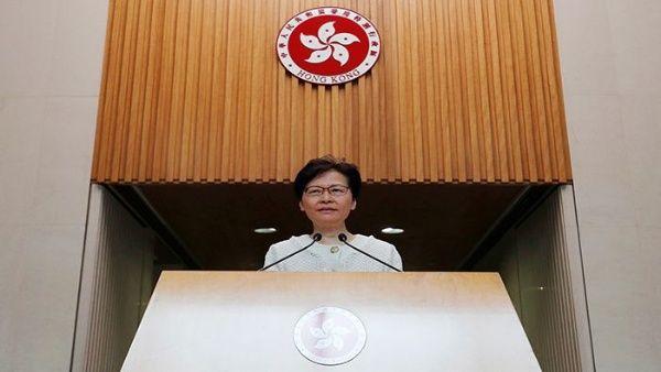 Hong Kong condena intenciones injerencistas de EE.UU.
