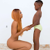 Trending: Akuapem Poloo Gives shocking Reasons Why She Stripped In Photoshoot With Her 7-year-old Son