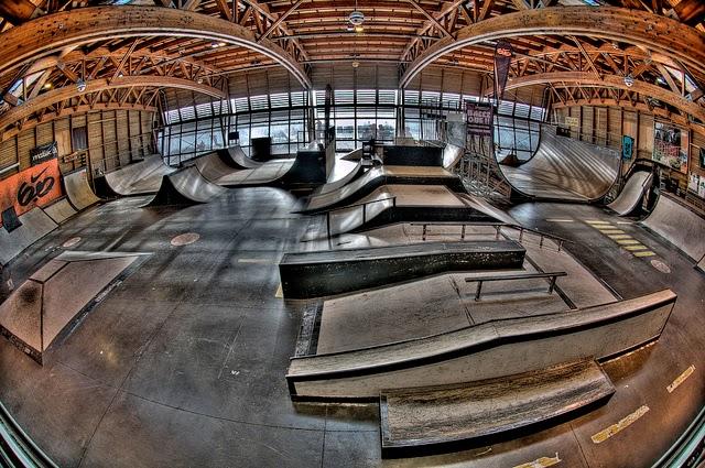 skate park gerland