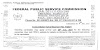 Federal Public Service Commission FPSC Consolidated Advertisment No.5/2021
