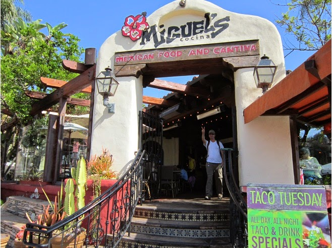 Authentic Mexican Restaurant Old Town San Diego