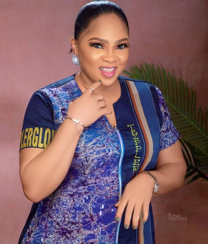 The Igbo Born And Yoruba Actress Regina Chukwu Clock 41 Today (Photos)