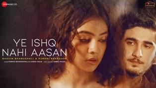 Ye Ishq Nahi Aasan Lyrics - Farhad Bhiwandiwala & Anmol Malik