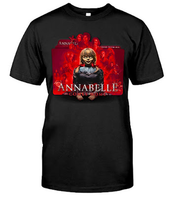 Annabelle Comes Home T Shirts Hoodie Sweatshirt