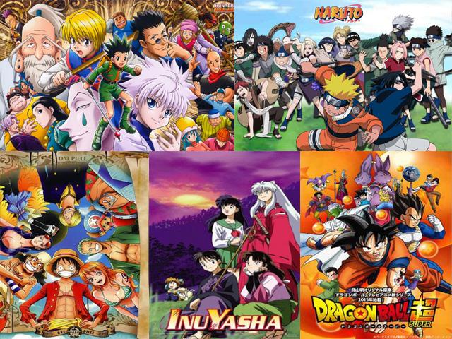 Bikin Kangen, 30 Anime Yang Pernah Tayang Di TV Indonesia !