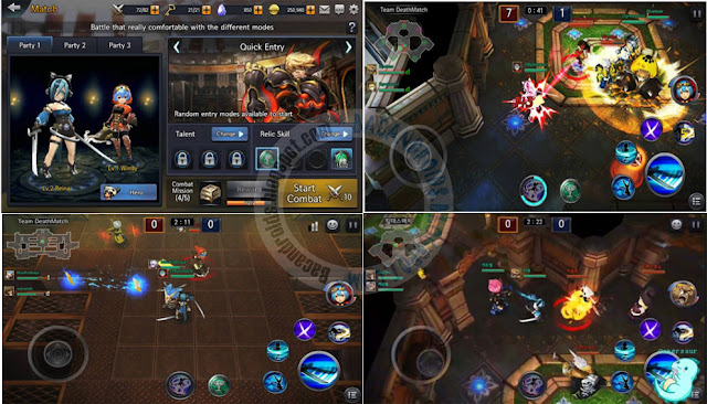 Download Game Arena masters CBT Apk Full v0.14.3 terbaru