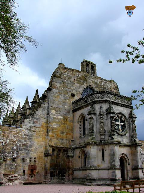 Rosslyn Chapel - Escocia