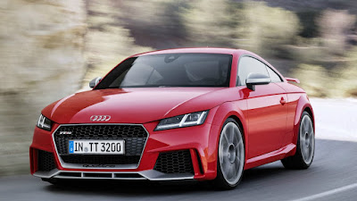 2019 Audi TT RS Review, Specs, Price