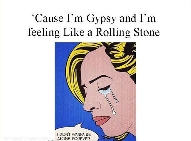 esami di stato maturità lady gaga j-ax bob dylan like a rolling stone come una pietra scalciata fashion's obsessions fashionsobsessions zairadurso zaira d'urso