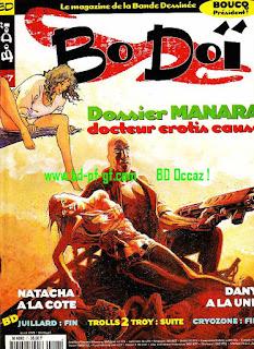 Dossier Manara