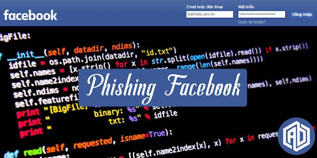 Hướng Dẫn Tạo Web Phishing Checkpass Facebook Thành Công 100% - Lê Anh Đức