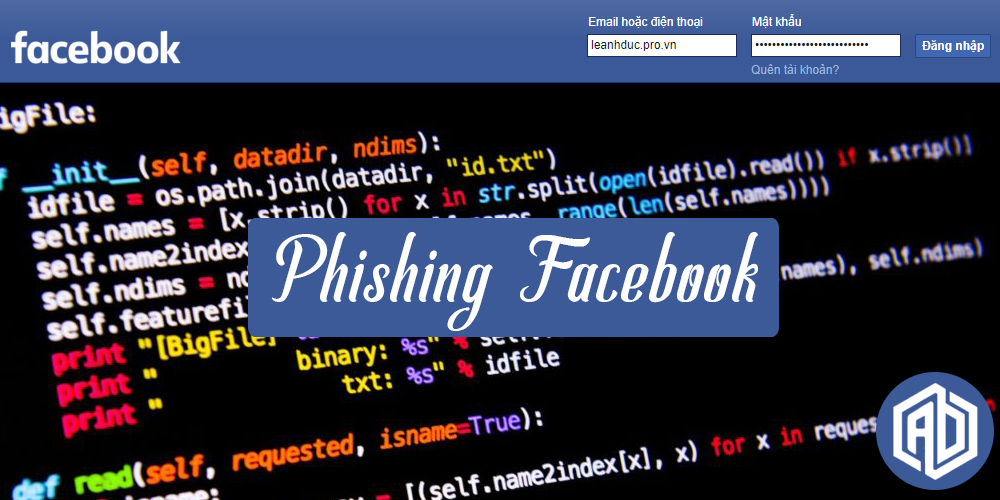 Hướng Dẫn Tạo Web Phishing Checkpass Facebook Thành Công 100%