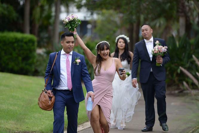 Nurragingy Reserve Wedding Ceremony Blacktown