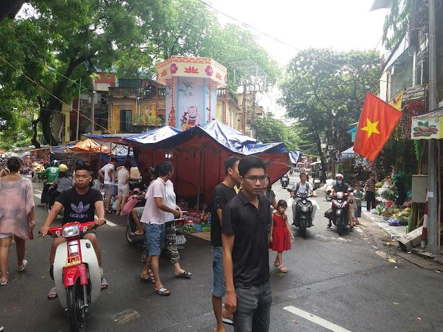 barrio antiguo hanoi
