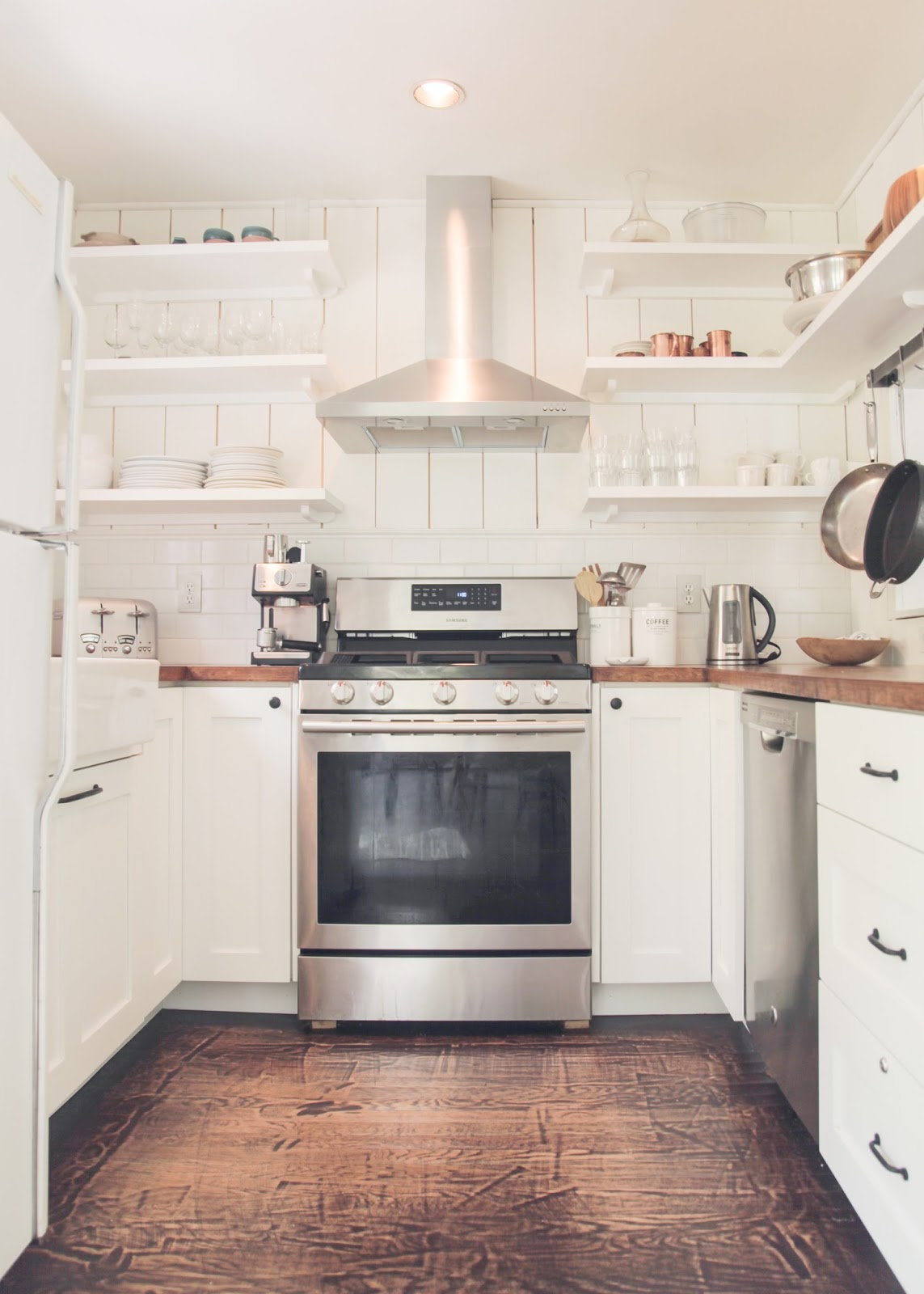 Modern Farmhouse Kitchen Decor Inspiration