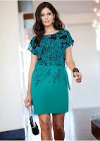 Rochie deosebită de vară cu imprimeu floral deosebit