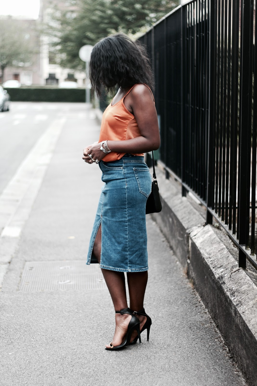 jupe-en jeans-denim-blog-mode