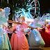 Desfiles do Magia de Natal fascinam integrantes e turistas em Blumenau (SC)
