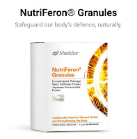 how to boost up immune protection; boost your immune system naturally; shaklee immune set; triple immune protection; nutriferon shaklee;