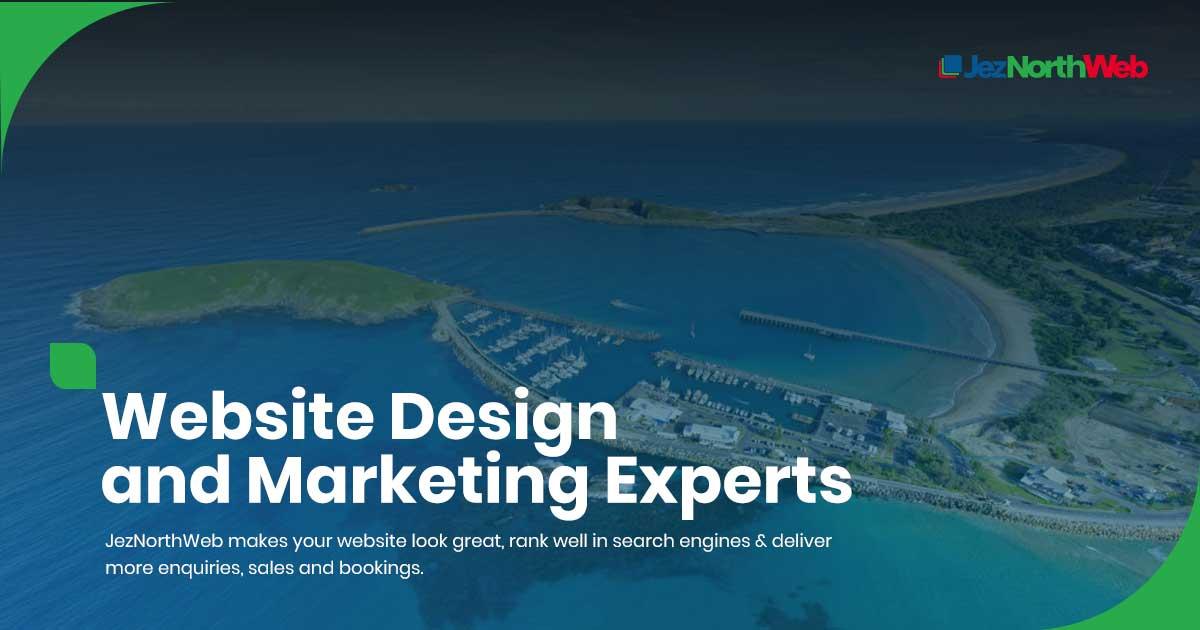 web design experts Newcastle