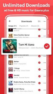 Gaana Music Premium Mod Apk v8.4.4