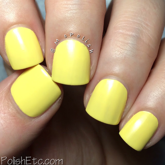 SinfulColors - A Class Act, Chalkboard Diaries - McPolish - V.I.Peach